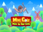 Mini Golf Hole In One Club