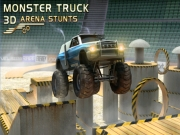 Monster Truck 3D Are…